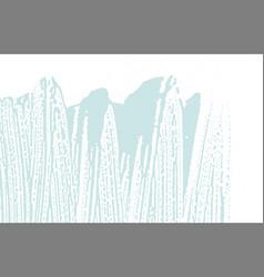 grunge texture distress blue rough trace charmin vector image
