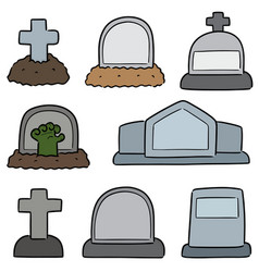 Set tombstone vector