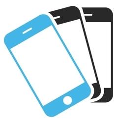 Smartphones Eps Icon vector image
