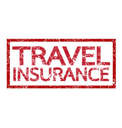 Travel insurance word vector