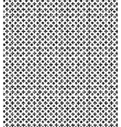 Black and white grunge pattern with circles and vector