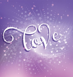 love background 1501 vector image