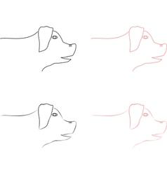 Pig head logo vector