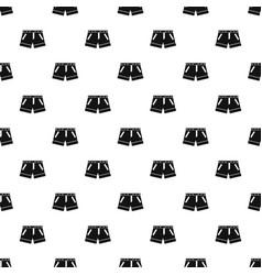 Shorts pattern vector