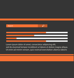 Graphic data background business infographic vector