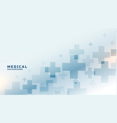 Background for healthcare and medical purpose vector