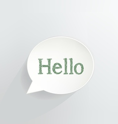 Hello vector