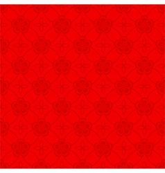 Chinese Seamless Pattern Background vector image vector image