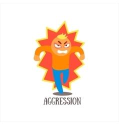 Aggression vector