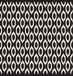Black and white abstract background seamless vector