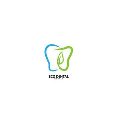 Dental care logo design inspiration vector