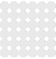 Tile grey and white pattern or cubes background vector