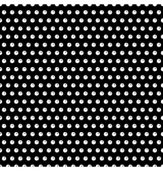 Vintage Polka Dot Seamless Pattern vector