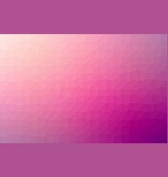 dark purple pink low poly texture geometric in vector image