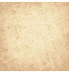 vintage background crumpled scratch paper vector image