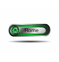 Home internet icon vector