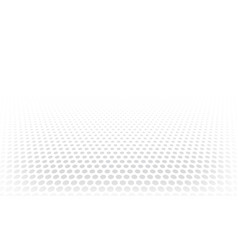 abstract halftone pattern background vector image