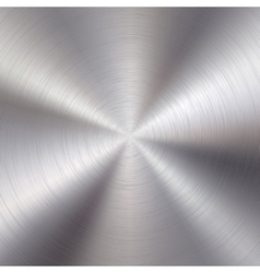 Abstract Technology Metal Background vector