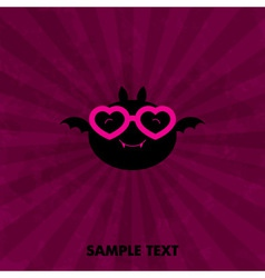 lovely card vector image vector image