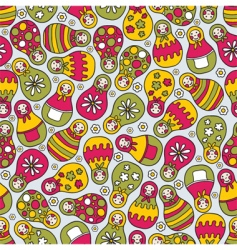 Matryoshka pattern vector