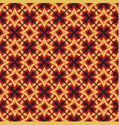 asian geometric pattern vector image