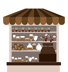 Small business design vector image vector image