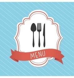 Gastronomy and restaurant menu vector
