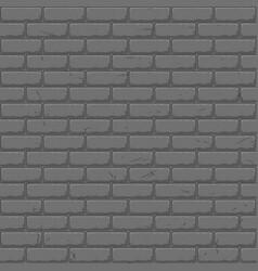Seamless texture brick stonewall background vector