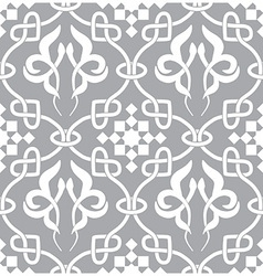 retro seamless background vector image vector image
