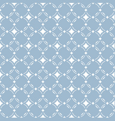 blue abstract geometric seamless mesh pattern vector image