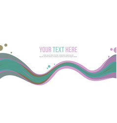 Header website abstract background style vector