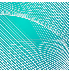 Intersecting lines modern abstract grid mesh with vector