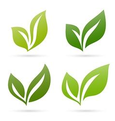 Leaves 1 vector