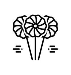 Lolipop vector