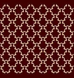 seamless geometric line pattern contemporary vector image