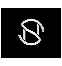 Sn logo vector