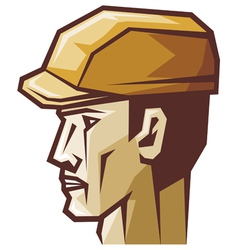 Worker head profile vector