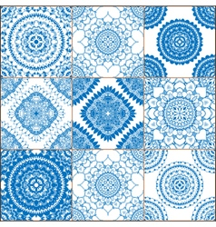 Victorian Tile in vector