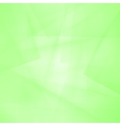 Abstract Green Line Pattern vector image