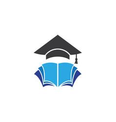 Education logo template vector