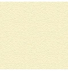 Texture of beige wall vector image