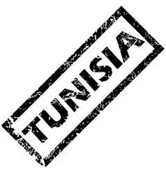 TUNISIA stamp vector