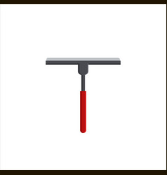 cleaning service brush or squeegee for cleaning vector image