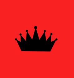 a crown vector image
