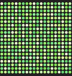 polka dot pattern seamless dot background vector image vector image