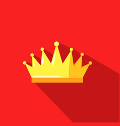 a crown vector image