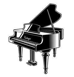 Piano vector