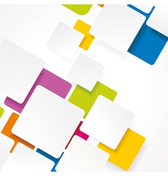 eps10 abstract seamless color design vector image