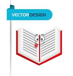 character School Supply design vector image