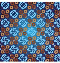 Ottoman seamless pattern version vector